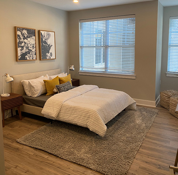 Station House Guest Room