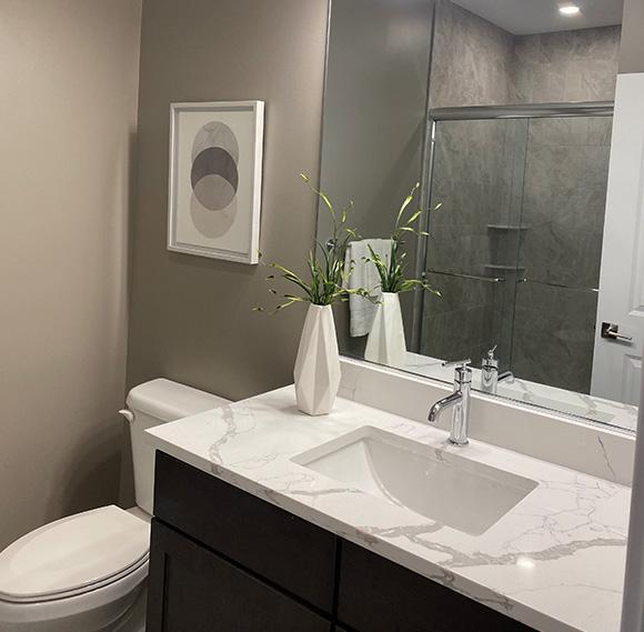 Station House Master Bathroom