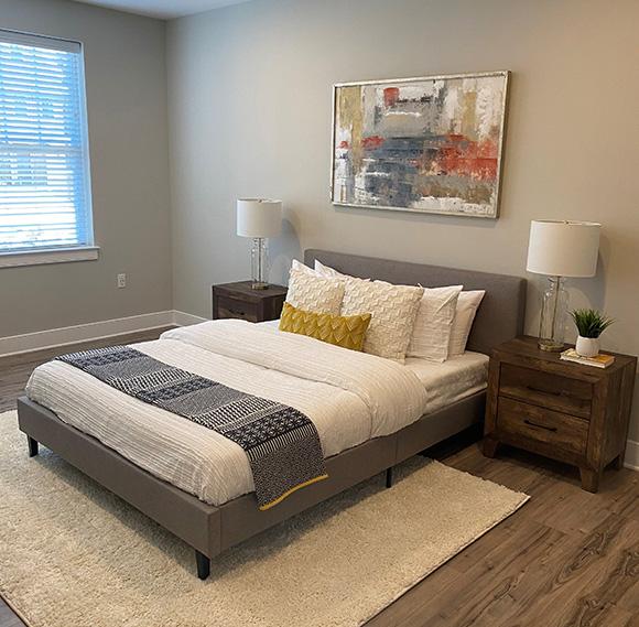 Station House Master Bed Room