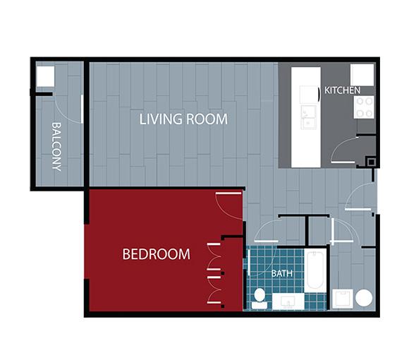 Station House Somerville apartment 214