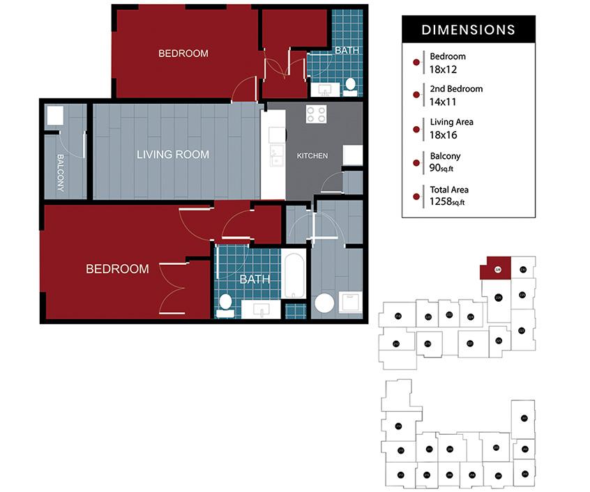 Station House Somerville apartment 228