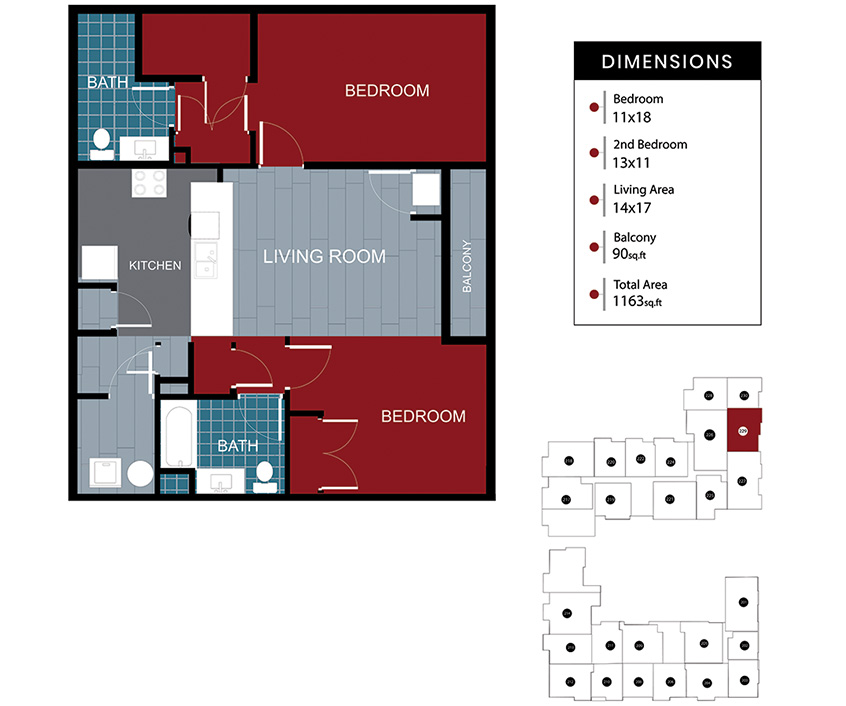 Station House Somerville apartment 229