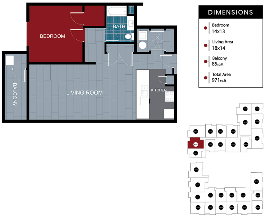 Station House Somerville apartment 317-417
